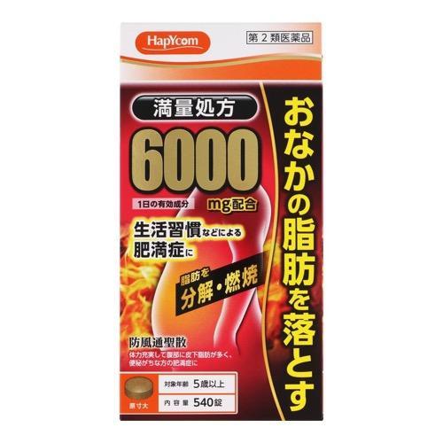 北日本製薬 防風通聖散料エキス錠「至聖」