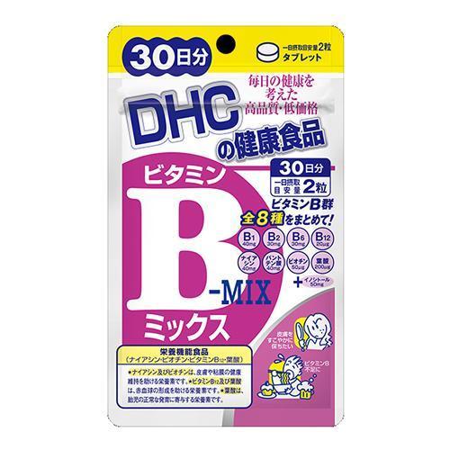 DHC ビタミンBミックス