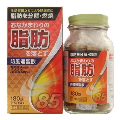 北日本製薬 防風通聖散料エキス錠「東亜」