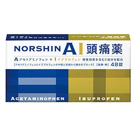 ノーシンアイ頭痛薬