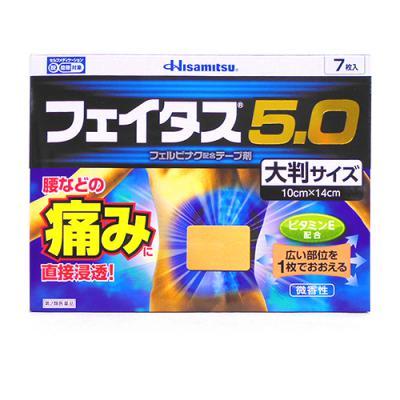 フェイタス 5.0大判サイズ