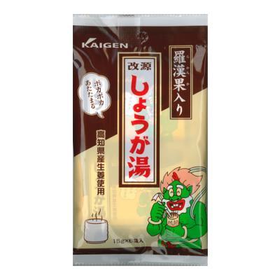 改源しょうが湯 90g ((15g×6袋))