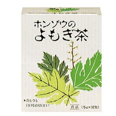 本草製薬 よもぎ茶 32包 (ティーパック)