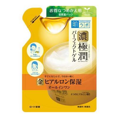 肌ラボ 極潤パーフェクトゲル 80g (詰め替え用)