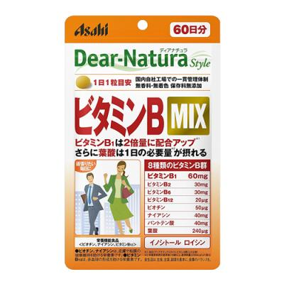 ディアナチュラスタイル  ビタミンB MIX 60粒 ((60日分))