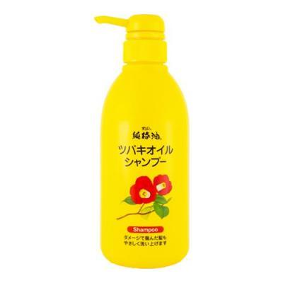純椿油 ツバキオイル シャンプー 500mL