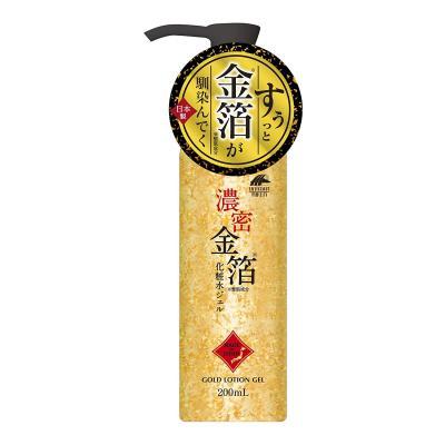 濃密金箔化粧水ジェル 200mL