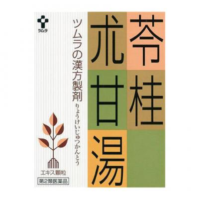 ツムラ漢方 苓桂朮甘湯(りょうけいじゅつかんとう)エキス顆粒