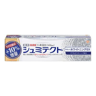 薬用シュミテクト やさしくホワイトニングEX 99g ((10%増量))