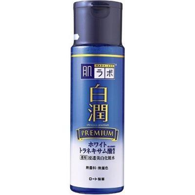 肌ラボ 白潤プレミアム  薬用浸透美白化粧水  170mL