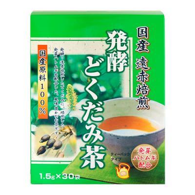 ユニマットリケン 発酵どくだみ茶 1.5g (×30袋)