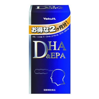 ヤクルト DHA&EPA 240粒