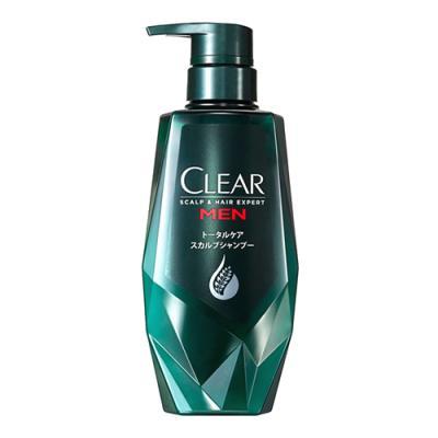 CLEAR for MEN(クリアフォーメン) トータルケア スカルプシャンプー 350mL (ポンプ)