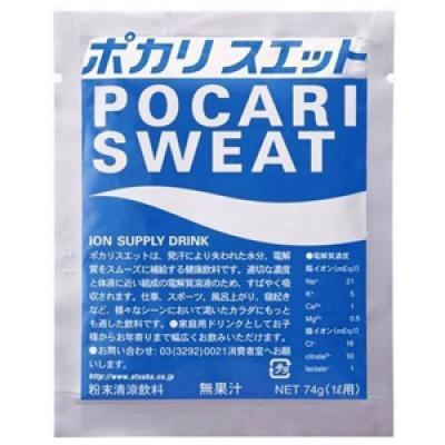 ポカリスエット1L用粉末 74g (×1袋)