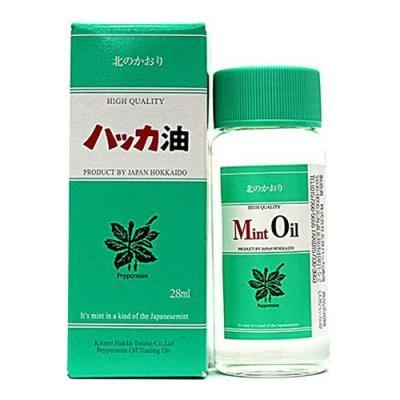 北見ハッカ通商 ハッカ油 28mL (ボトル)