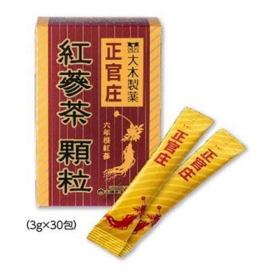 正官庄 高麗紅蔘茶 顆粒 3g (×30包)