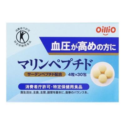 日清オイリオ マリンペプチド 4粒 (×30包)