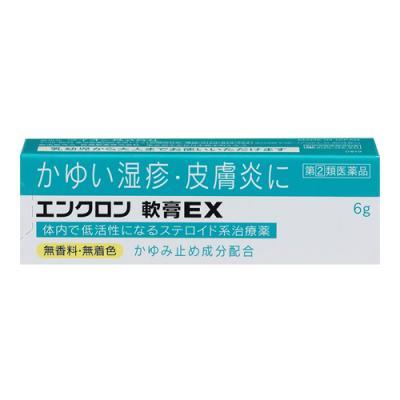 エンクロン 軟膏EX 6g