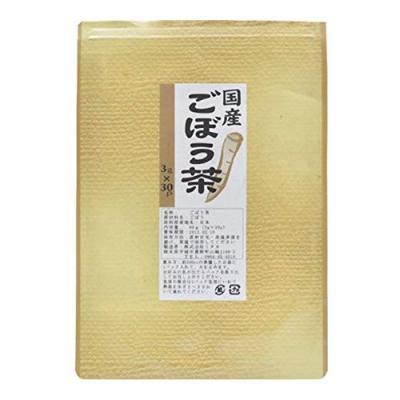 国産ごぼう茶ティーパック 3g (×30袋)