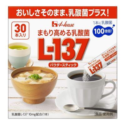 まもり高める乳酸菌L-137 パウダースティック 1.3g× 30本