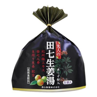 大人の田七生姜湯 5袋
