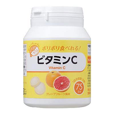 噛んで食べるサプリ ビタミンC 150粒