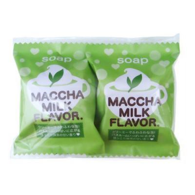 プチベリィ 抹茶ミルク石鹸 2個 (80gx2個)
