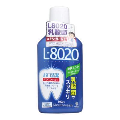 クチュッペ L-8020 マウスウォッシュ 爽快ミント 500ml