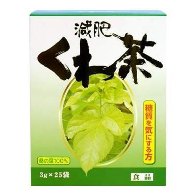 減肥くわ茶 3g (×25袋)