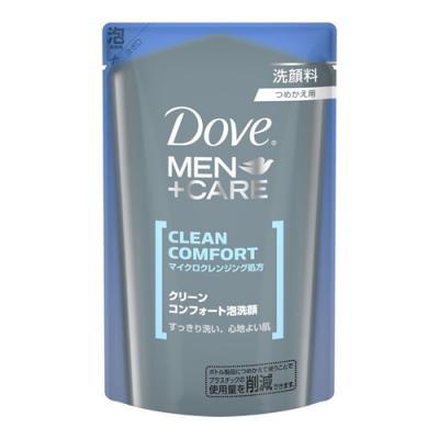 Dove Men+Care(ダヴメン+ケア)クリーンコンフォート泡洗顔