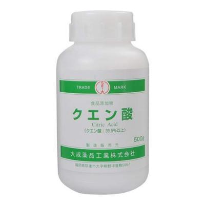 大成 クエン酸 500g