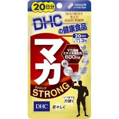 DHC マカ ストロング 60粒