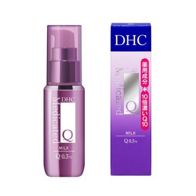 DHC 薬用Qフェースミルク 40mL (SS)
