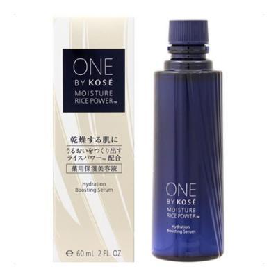 ONE BY KOSE 薬用保湿美容液 60mL (付けかえ用)