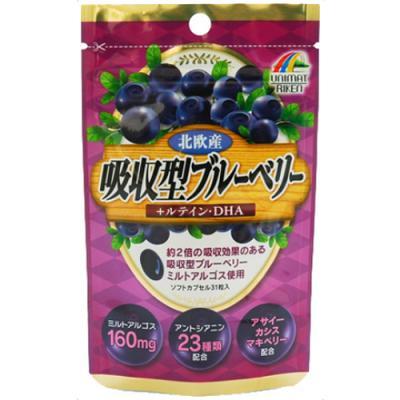 吸収型ブルーベリー 31粒