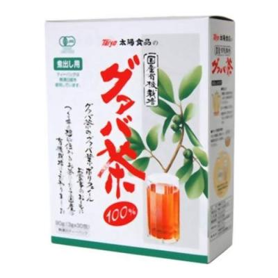 太陽食品 国産有機グァバ茶 30袋 (3g×30袋)