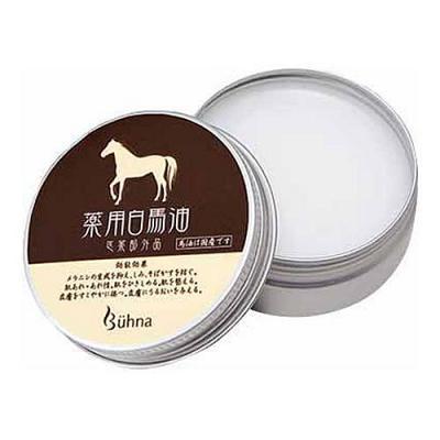 ビューナ 薬用白馬油 27g