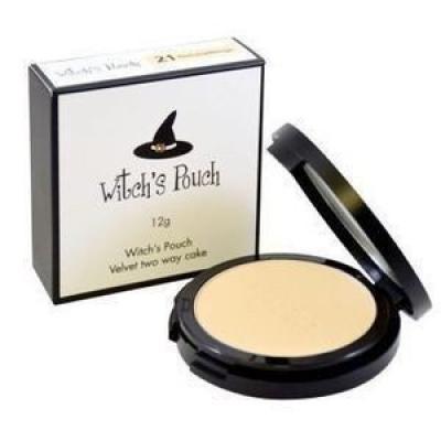 Witch's Pouch(ウィッチズポーチ) ヴェルベットトゥーウェイケーキ 21 ナチュラルベージュ 12g