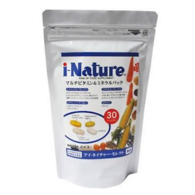 i-Nature セレクト 4粒 (×30包)