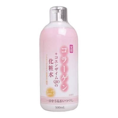 コラーゲン+コエンザイムQ10の化粧水 500mL
