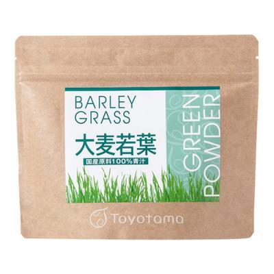 国産大麦若葉100%青汁 無添加 ピュアパウダー 90g