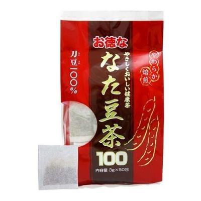 ユウキ製薬 お徳ななた豆茶100 3g (×50包)