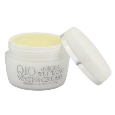 小顔美人Q10 ホワイトニングウォータークリーム 80g