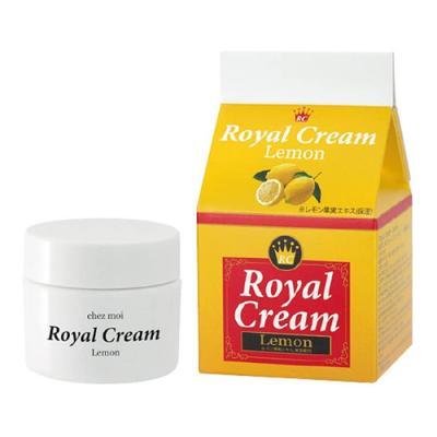 ロイヤルクリーム レモン(Royal Cream Lemon) 30g