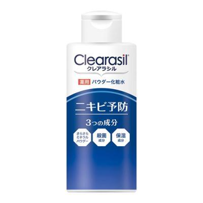 クレアラシル 薬用 パウダーローション 120mL