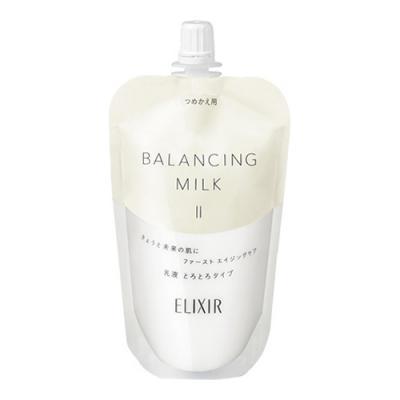 エリクシール ルフレ バランシング ミルク2 110mL (詰め替え用)