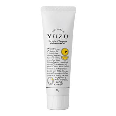 高知県産YUZU 歯磨き粉 70g