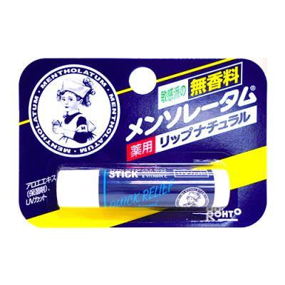 メンソレータム 薬用リップナチュラル 4.5g