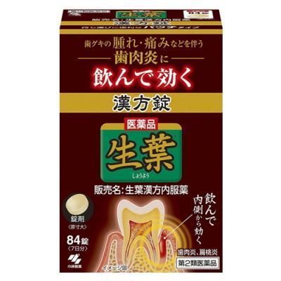 生葉漢方錠