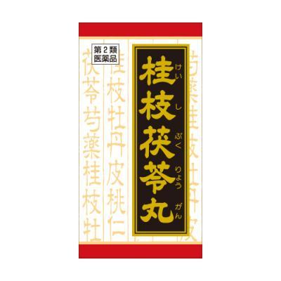 クラシエ 漢方桂枝茯苓丸料エキス錠〔T-9〕